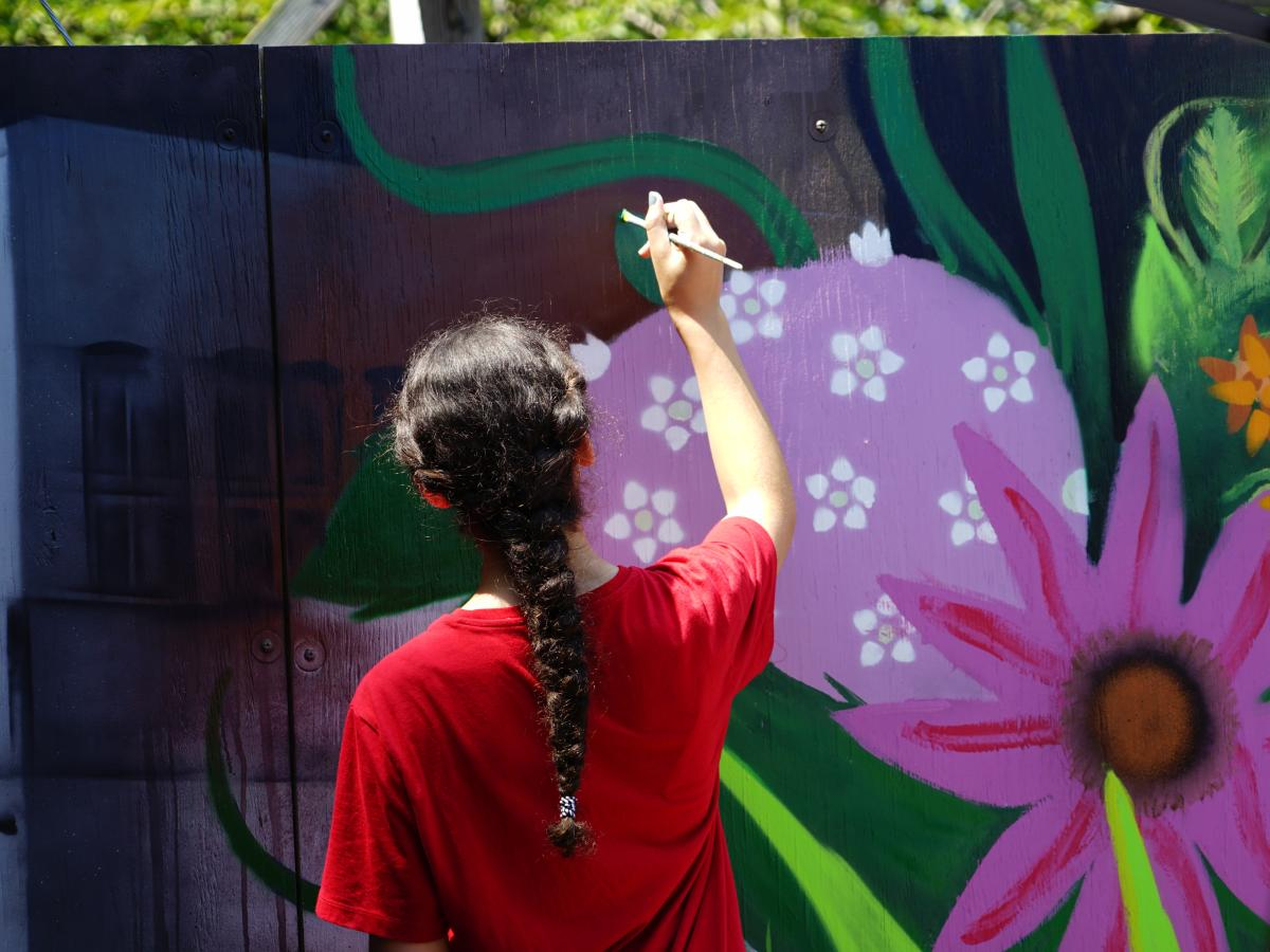 TheStar Theater Mural Project