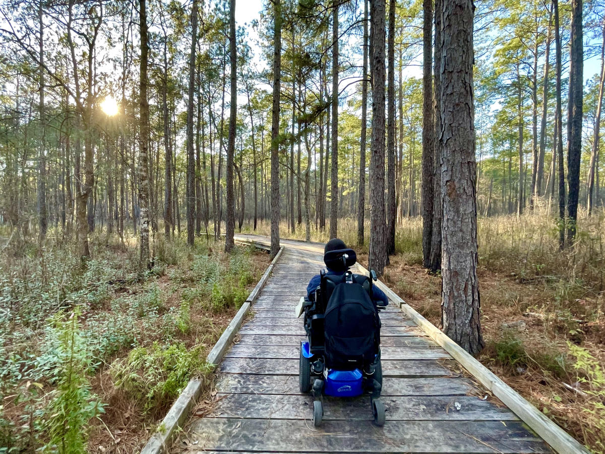 wheelchair accessible beaumont