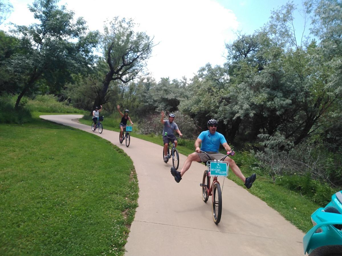 Beyond Boulder Bike Adventures Tour