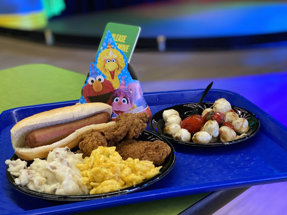 Sesame Place dining