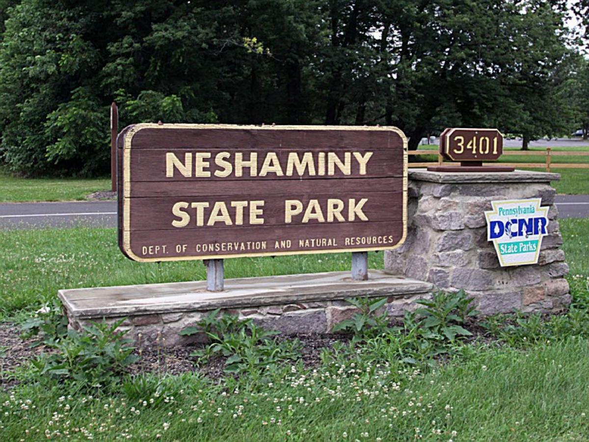 Neshaminy State Park