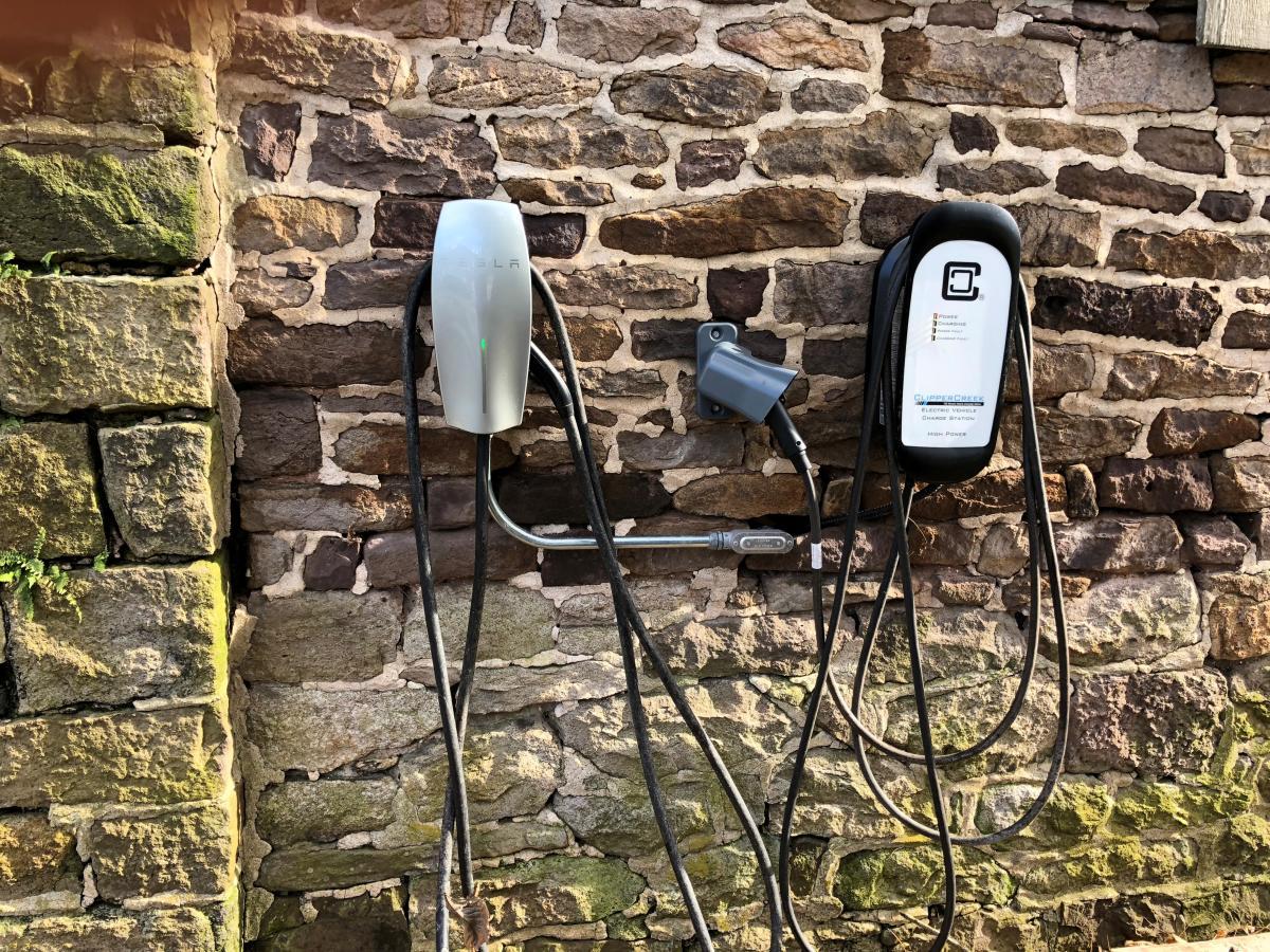 Woolverton Car Charging