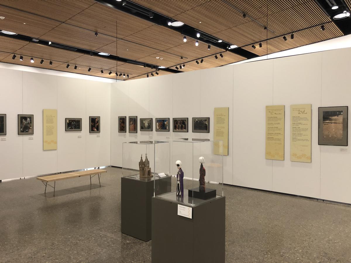 Celebration of Souls - Exhibit at Chandler Museum