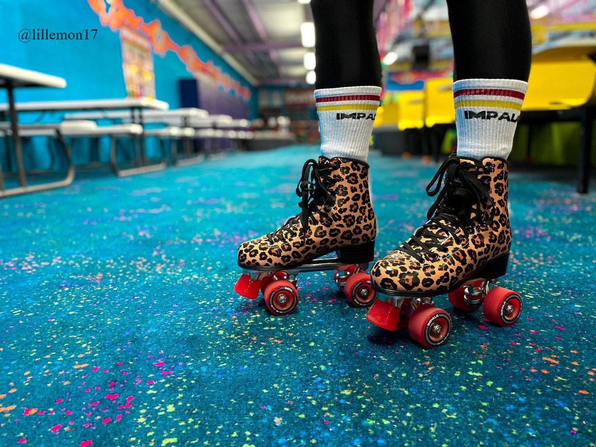 Women's Rollerskates in Skateland Chandler