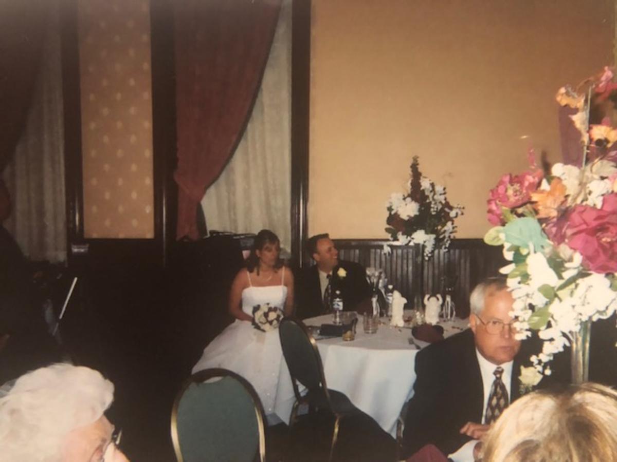 Wedding in Gemut Beirgarten Space