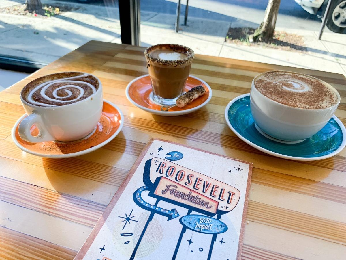 Roosevelt Foundation Report and Fall Coffee Offerings