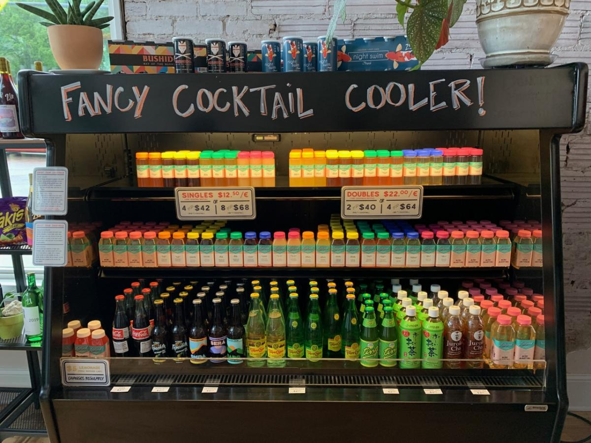 Law Bird Cocktails to Go In A Fancy Cocktail Cooler