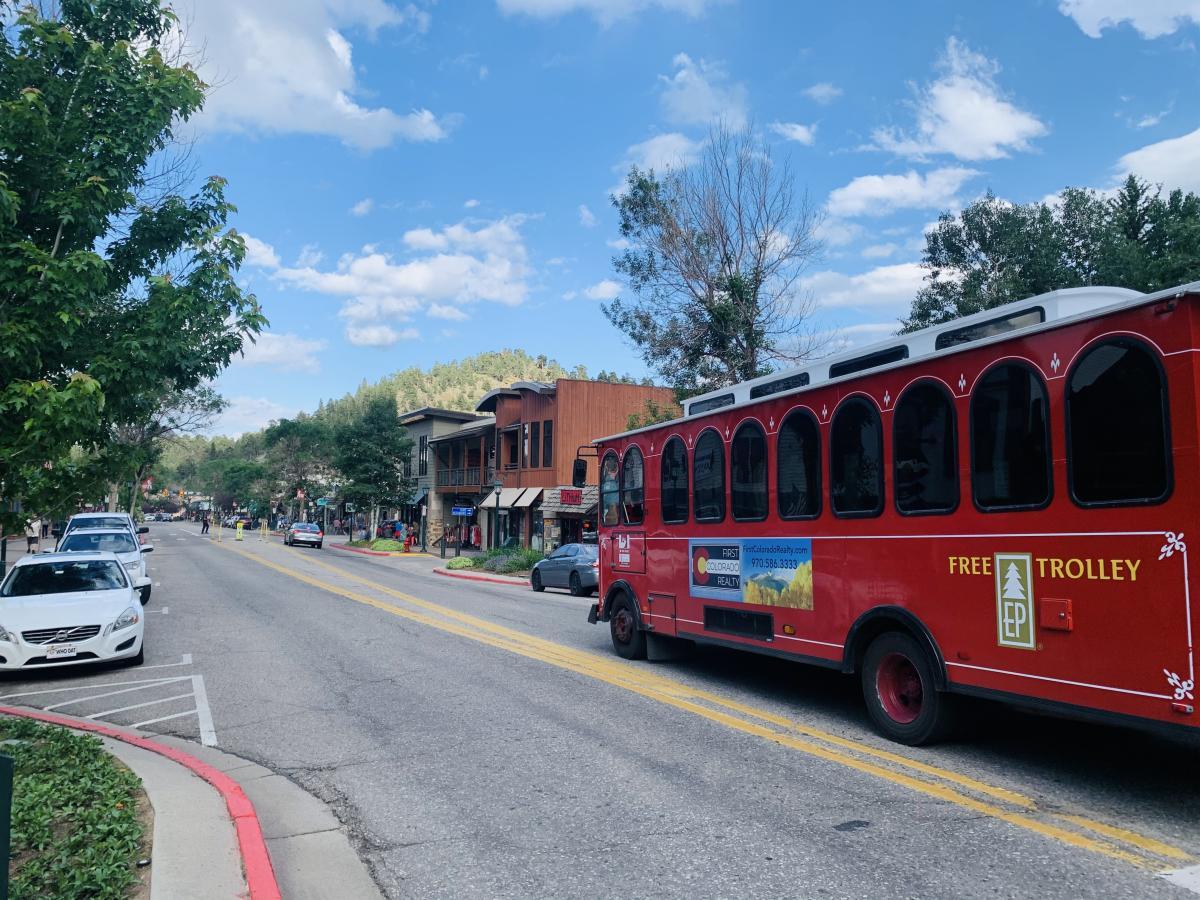 trolley shuttle