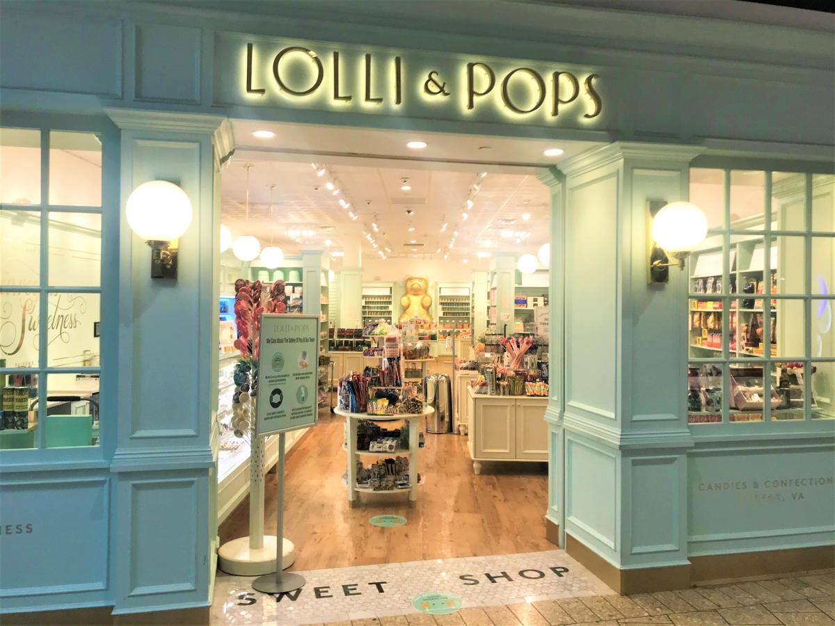 Lolli & Pops at Fair Oaks Mall