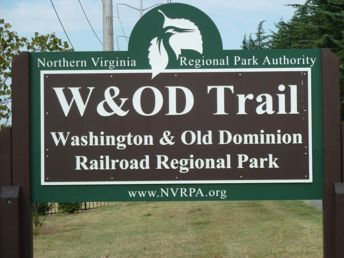 Washington & Old Dominion Trail