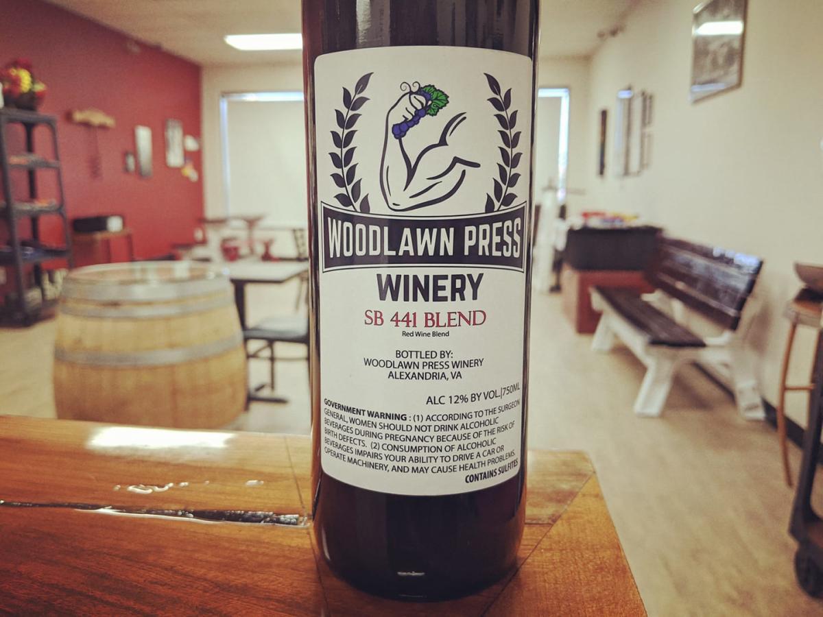 Woodlawn Press Winery - SB 441 Red Blend
