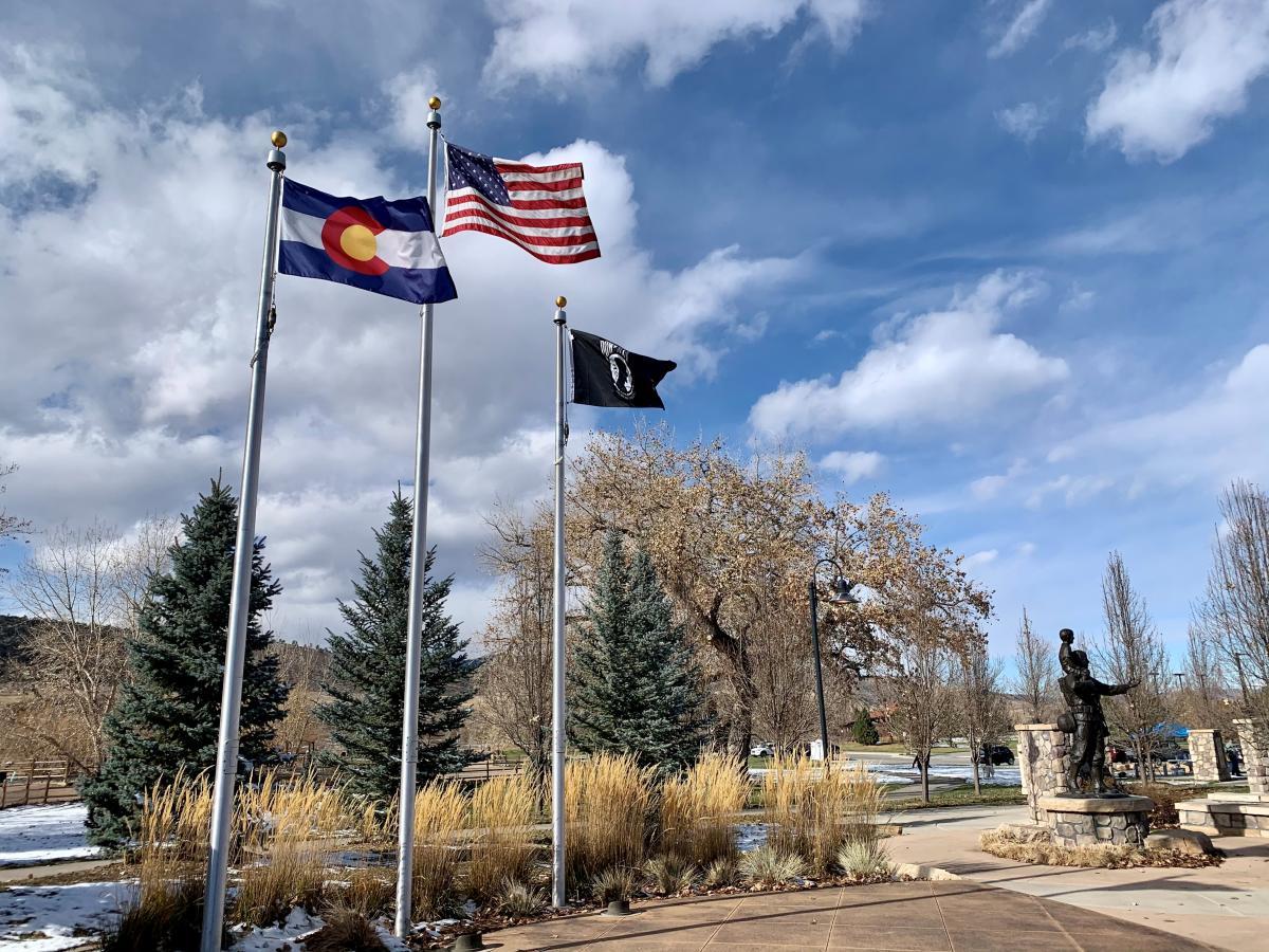 Veteran's Plaza Memorial