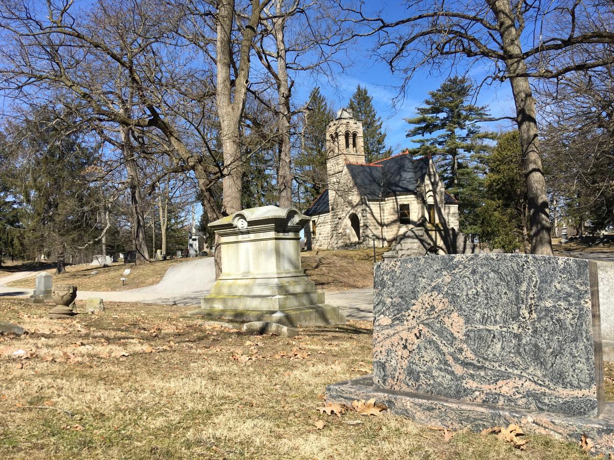 Lindenwood cemetery-Fort Wayne