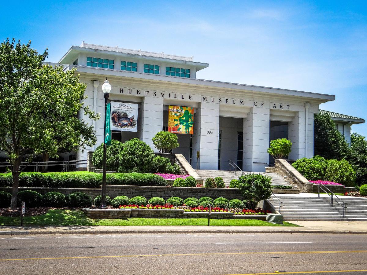 Huntsville Museum of Art - Josh Berry