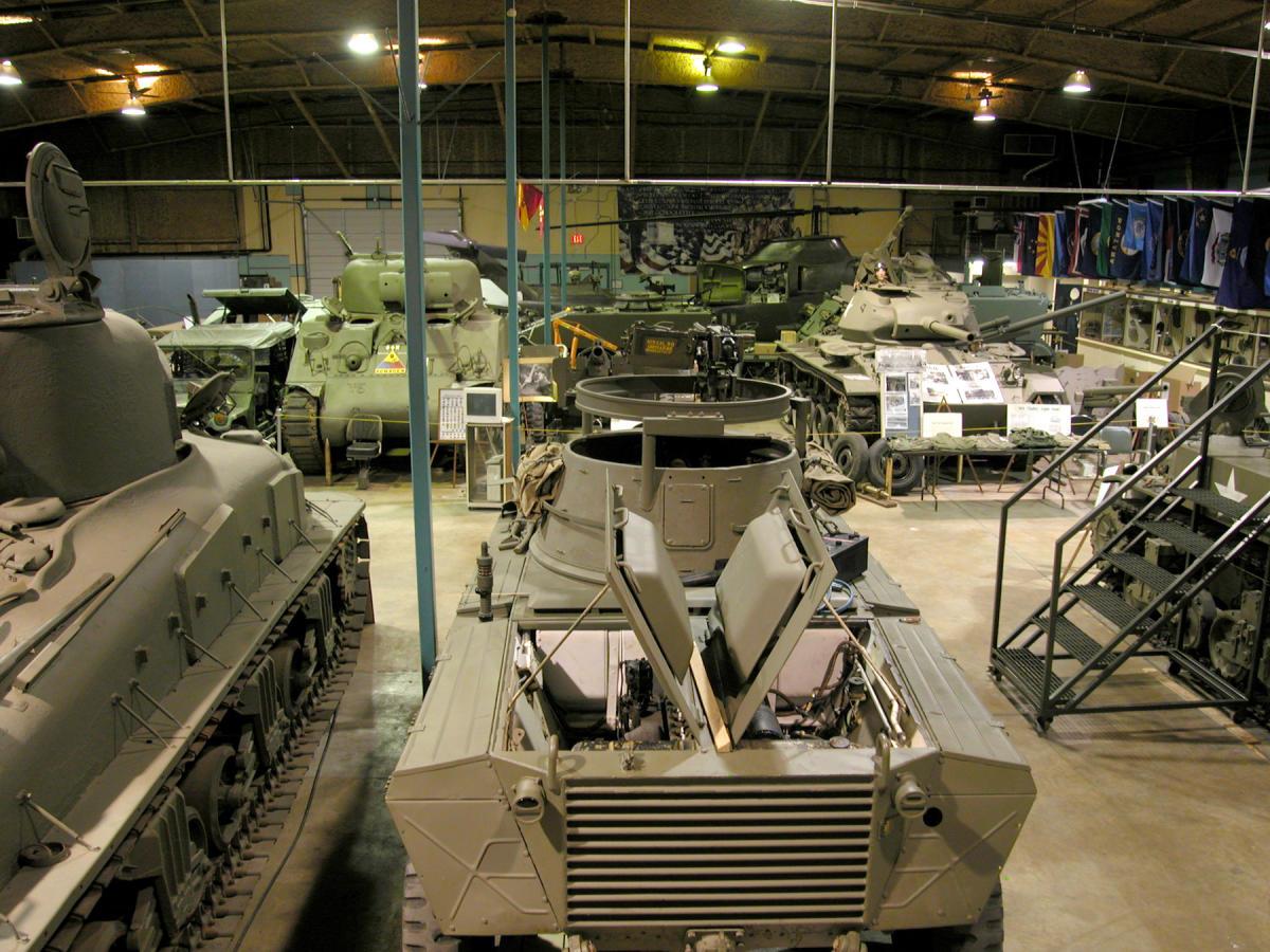veterans museum