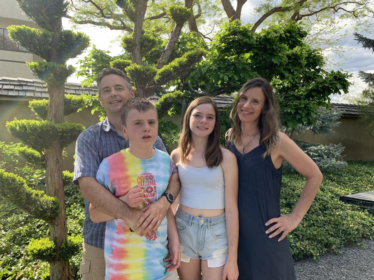 Lisa Kadane's Family