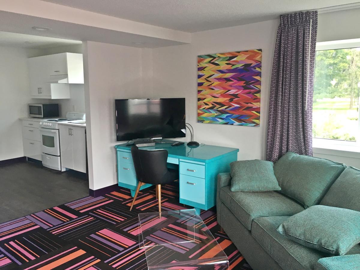 Hotel Zed Kitchenette