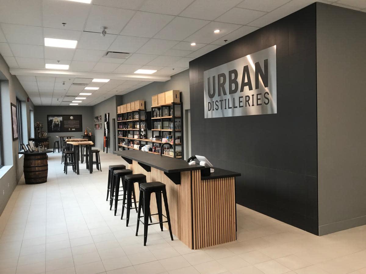 Urban Distilleries