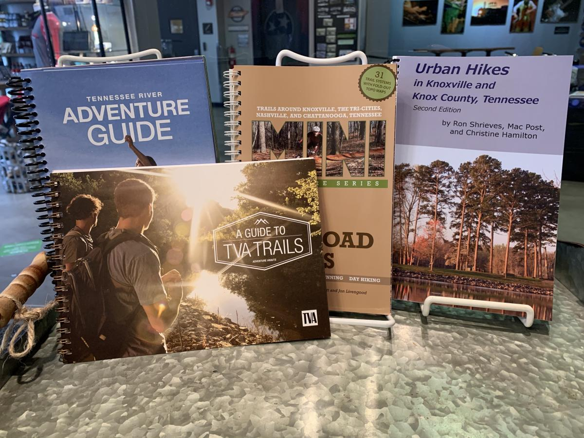 Tennessee and Knoxville Trail Guides