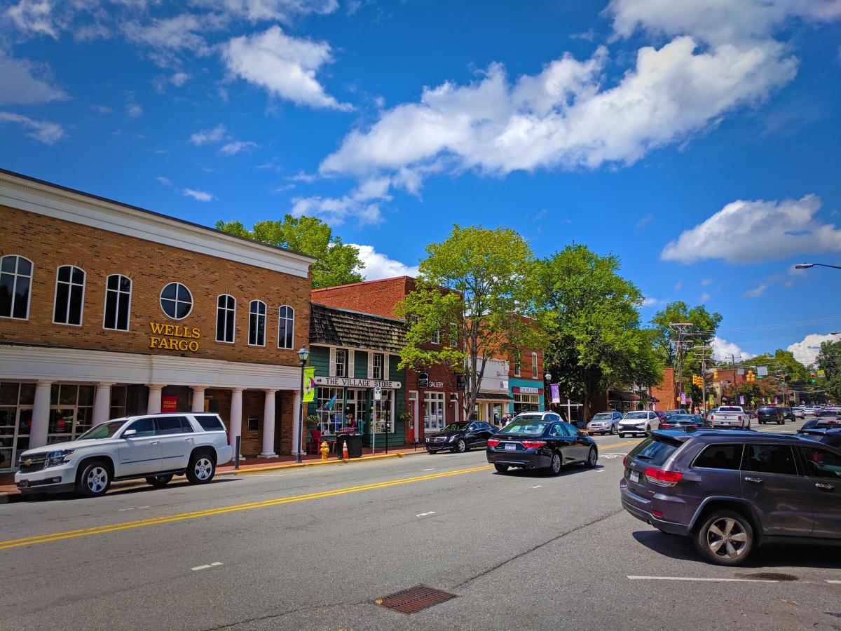 Downtown Davidson
