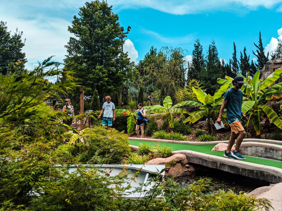 Lake Norman Mini Golf