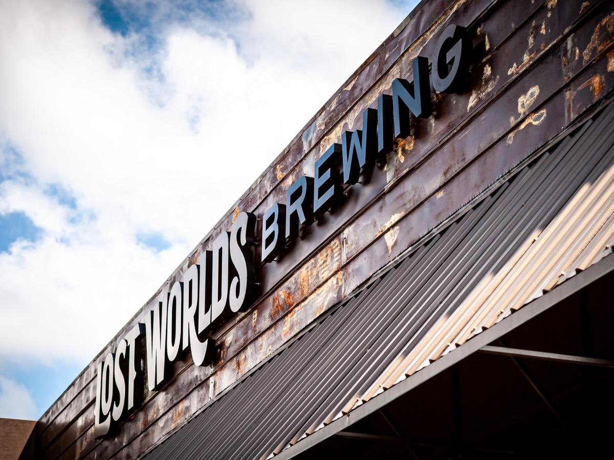 Lost Worlds Brewing