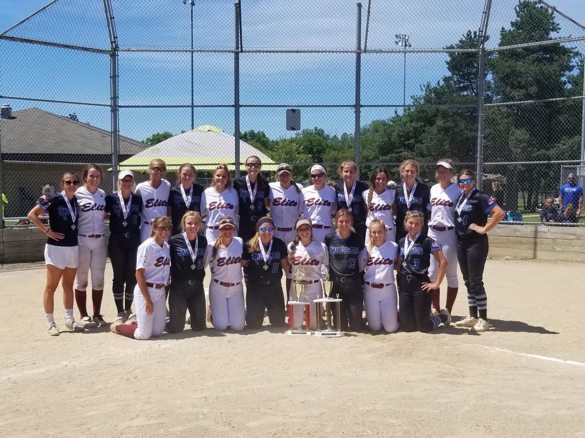 Girls Elite Softball 2019
