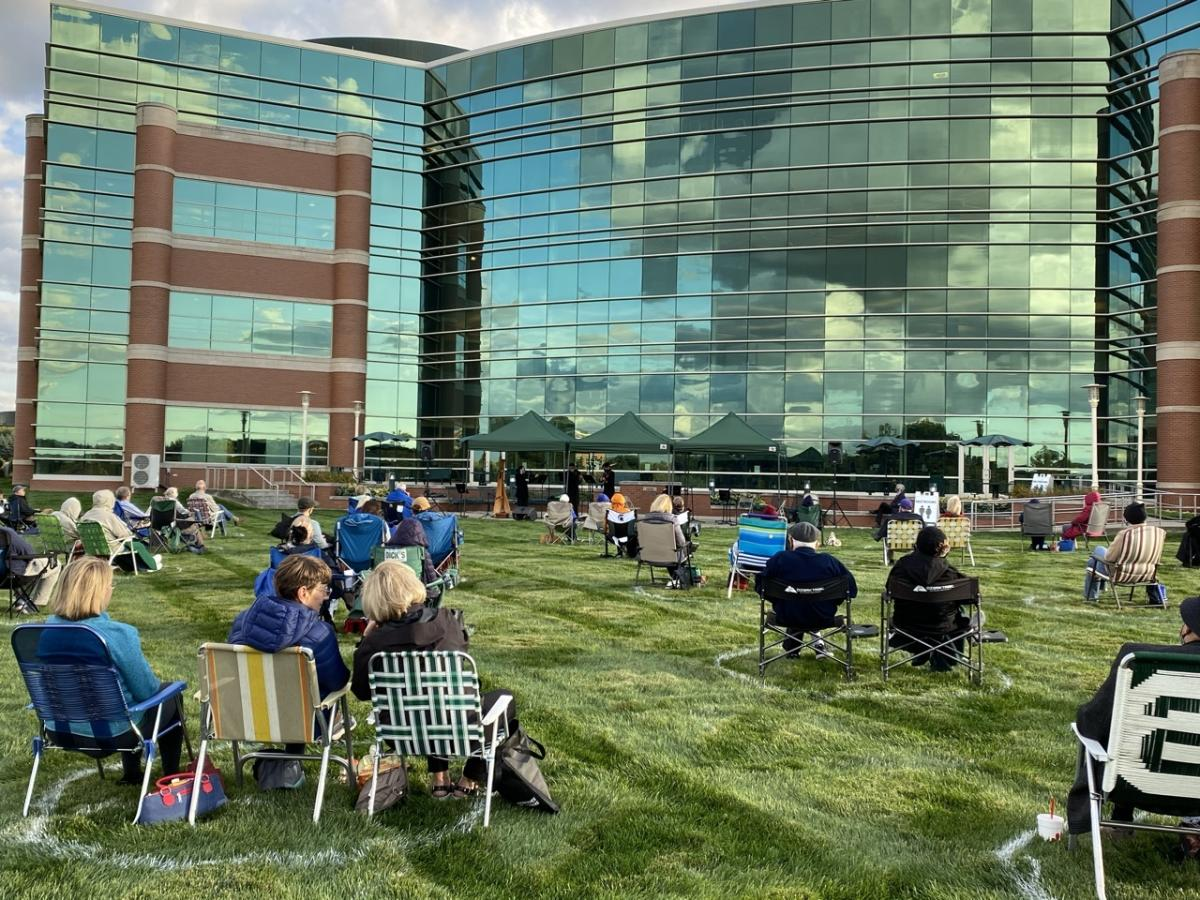 Lansing Symphony Orchestra Chamber Music at MSUFCU Fall 2020