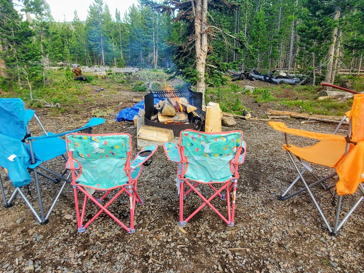 Best Campgrounds: Rob Roy