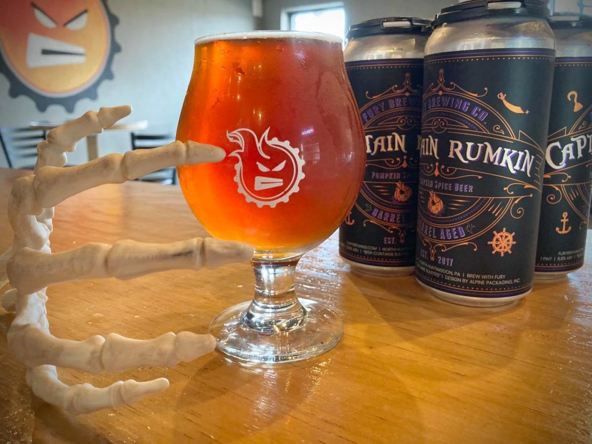 Captain Rumkin Fury Brewing Company
