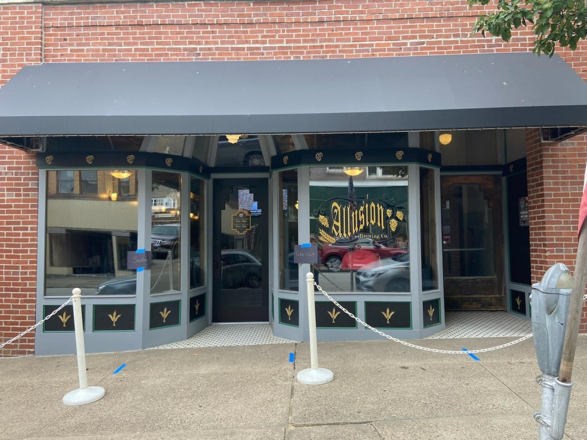 Allusion Brewing Company Opening