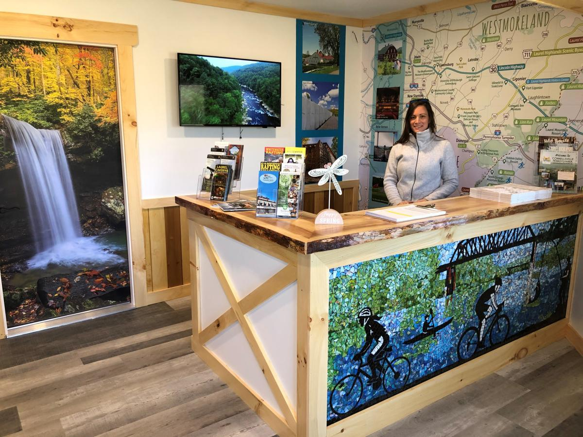 Connellsville Visitor Information Center