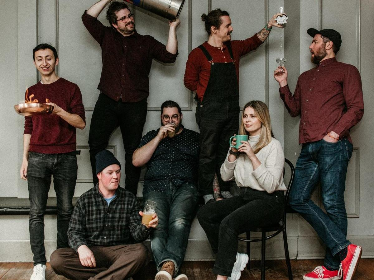 Young Blood Beer Company