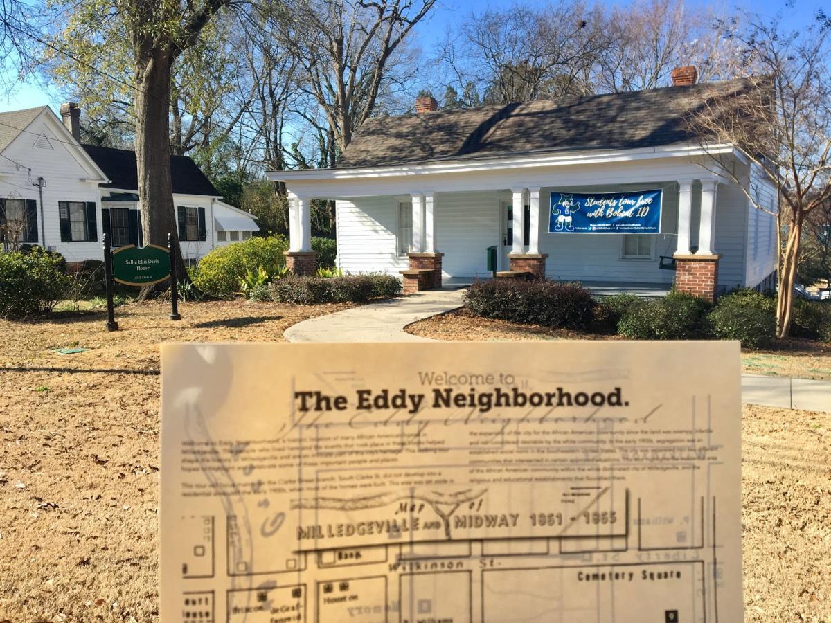 Eddy Neighborhood Walking Tour