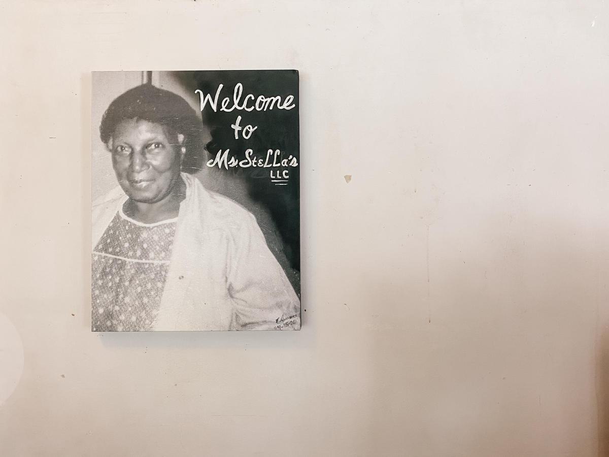 Namesake of Ms. Stella's restaurant in Milledgeville