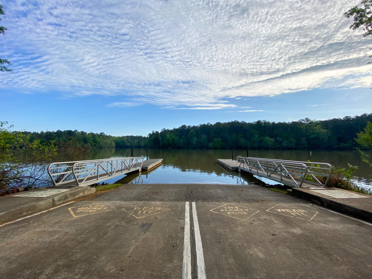 Dennis Station Boat Ramp