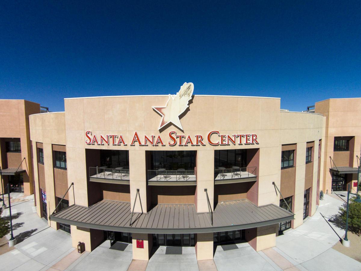 Santa Ana Pueblo Header