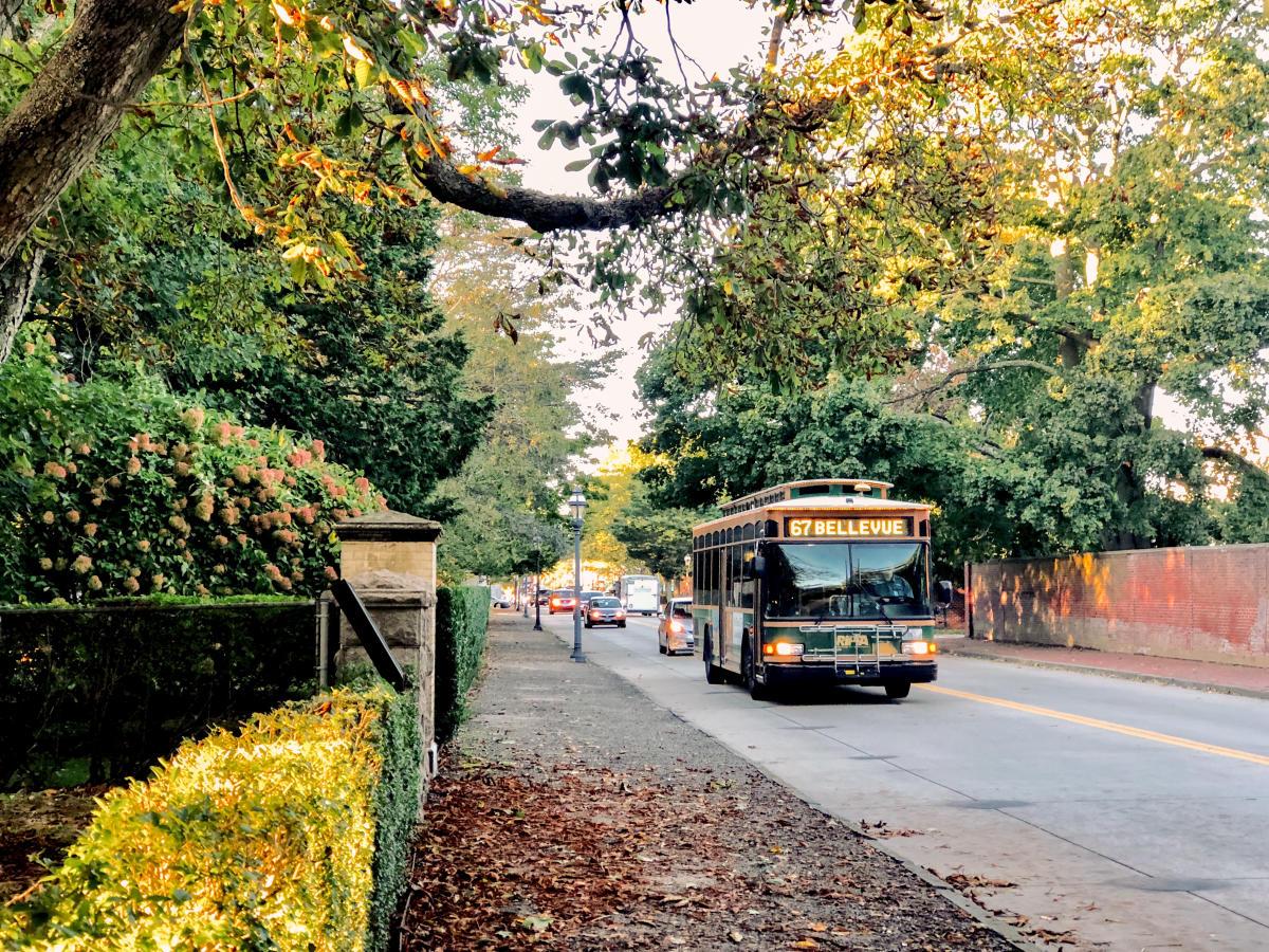 Bellevue Trolley