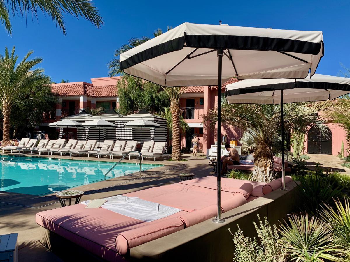 Sands Hotel Indian Wells
