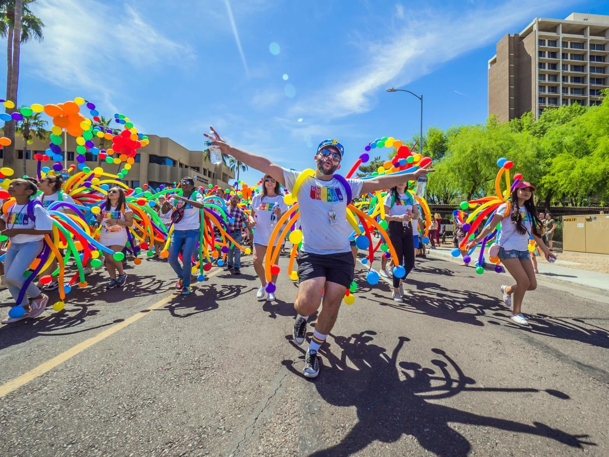2018 Phoenix Pride Parade