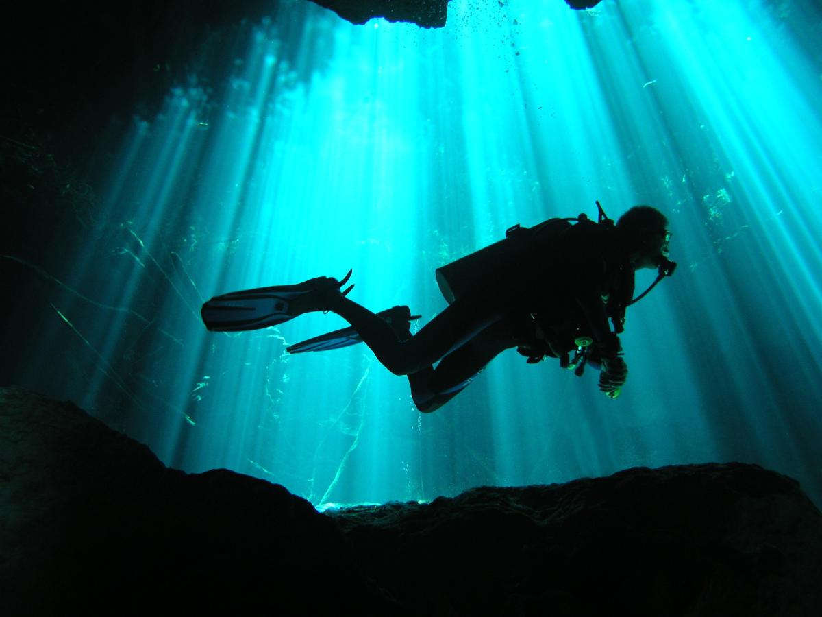 Riviera Maya - Dive