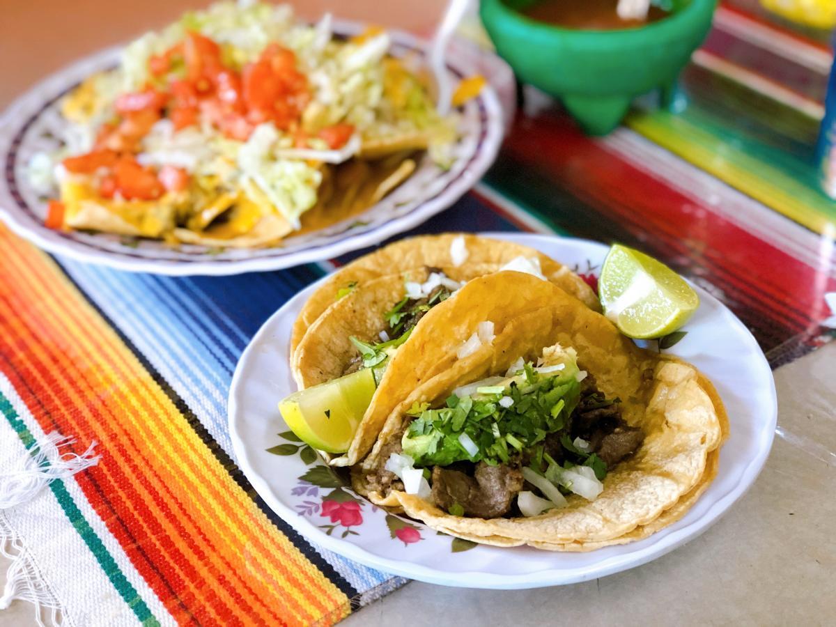 Tacos La Tapatia