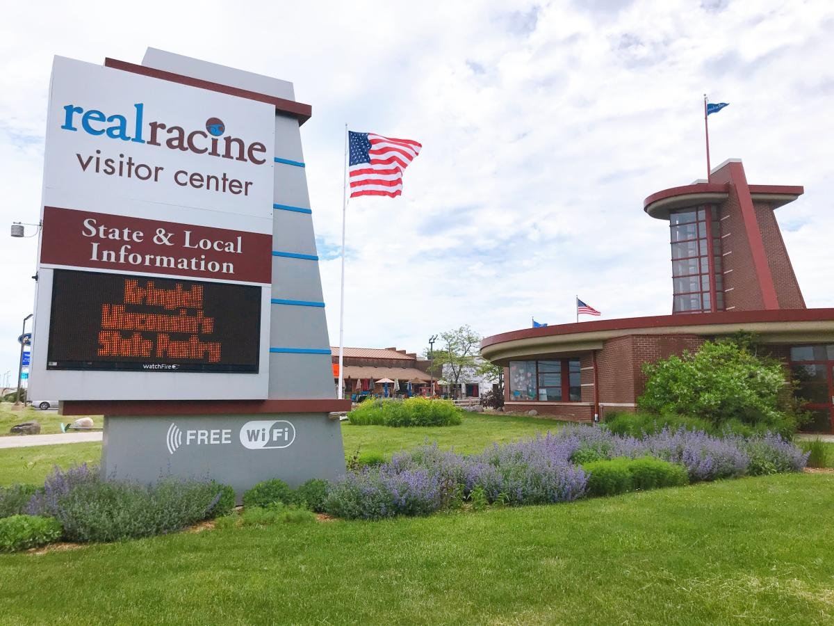 Visitors Center 2020
