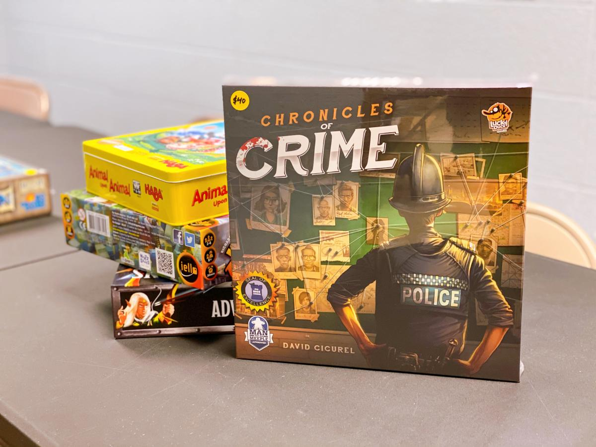 Chronicles of Crime Twin Dragon Game