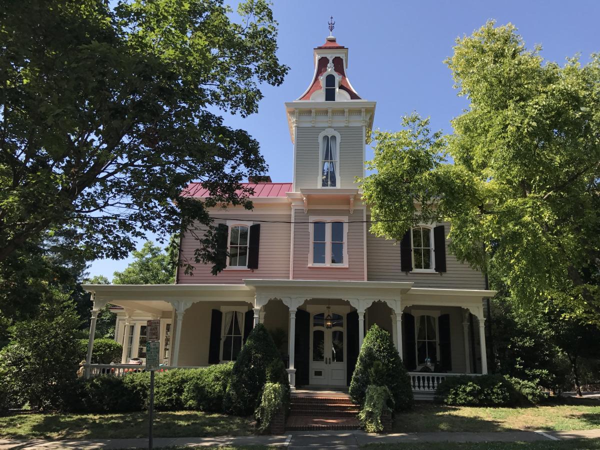 Parker House Historic Oakwood