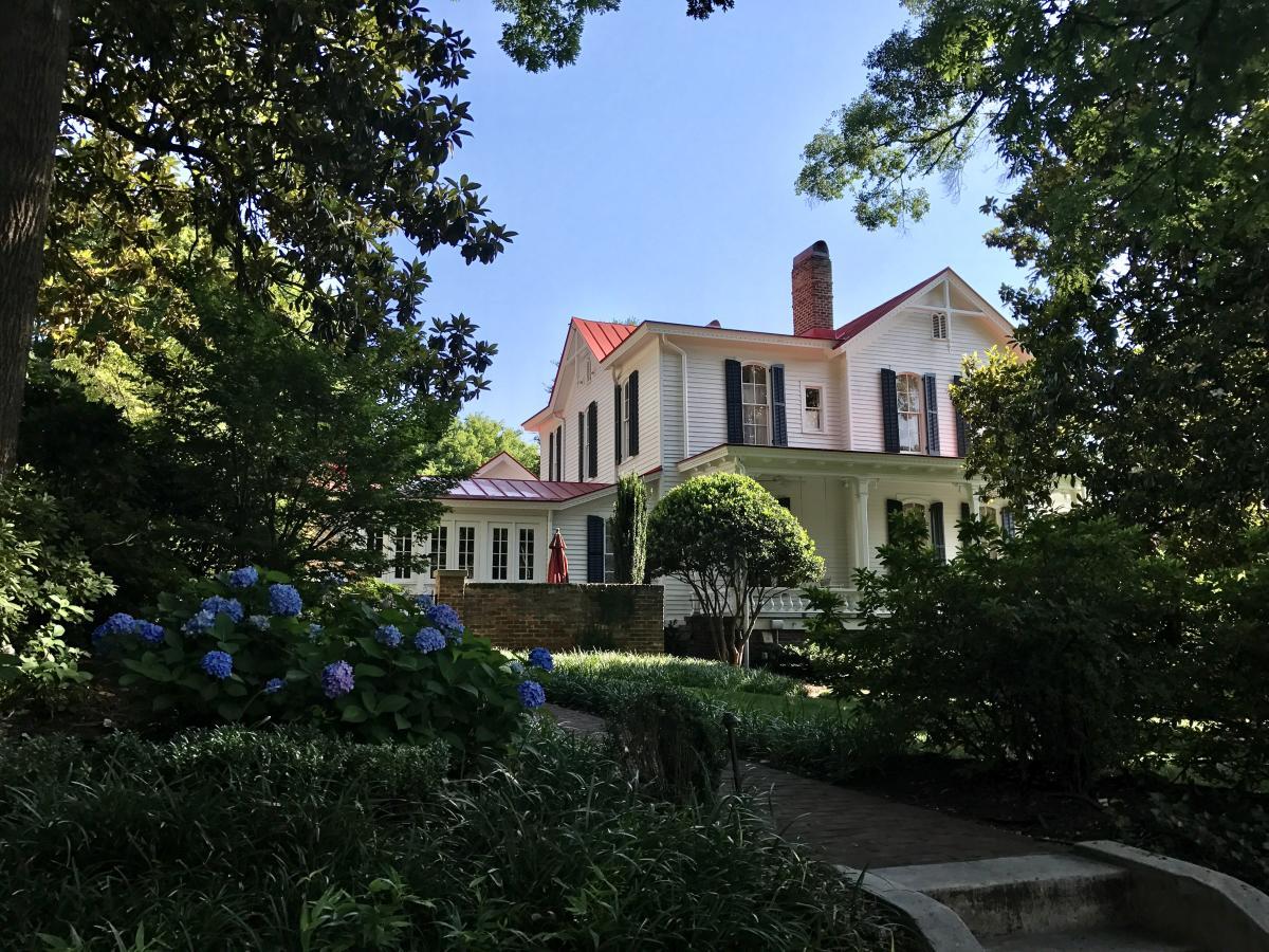 Snow House Historic Oakwood