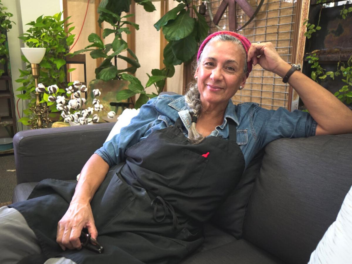 Martha Van Inwegen, owner of Life Elements in Atascadero