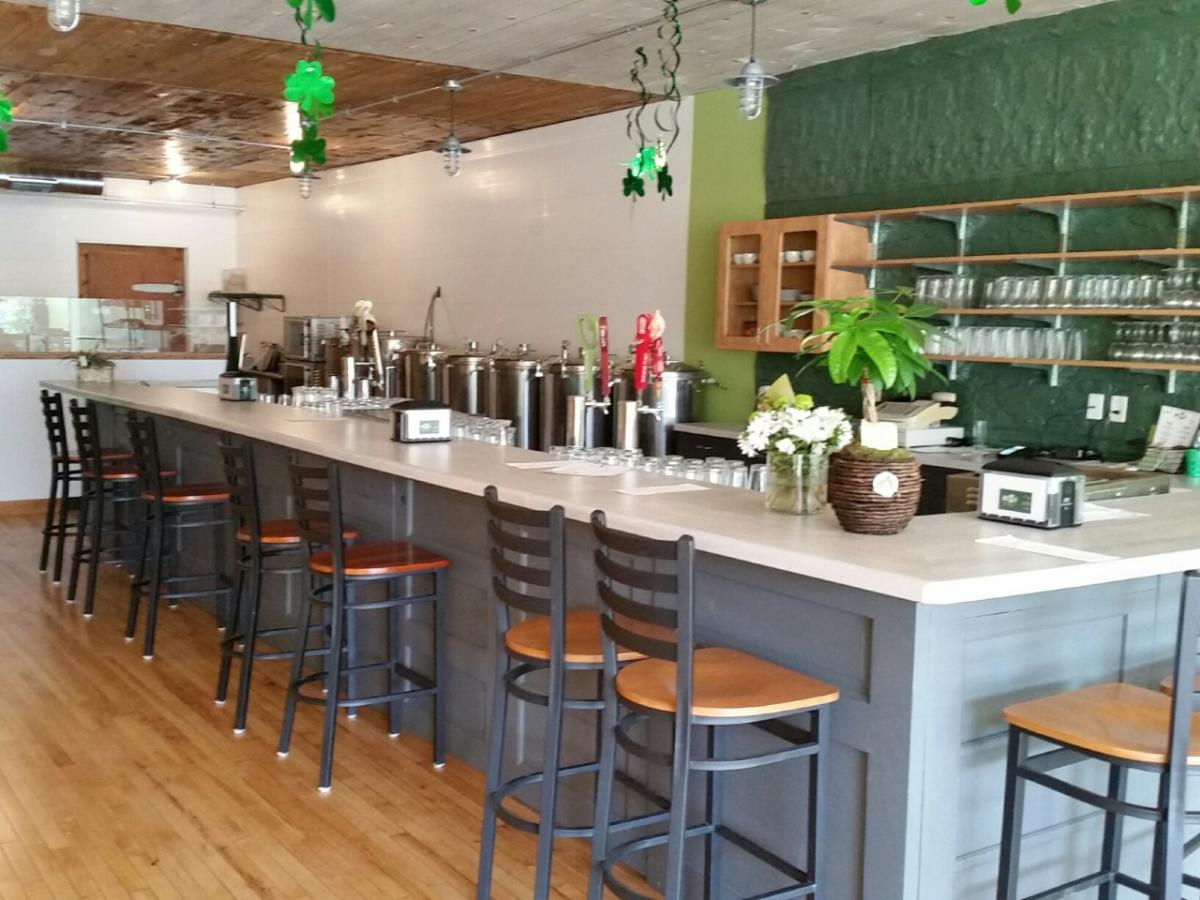 Say cheers with a stop at McZ's Brew Pub in Rosholt, part of the Central Wisconsin Craft Collective