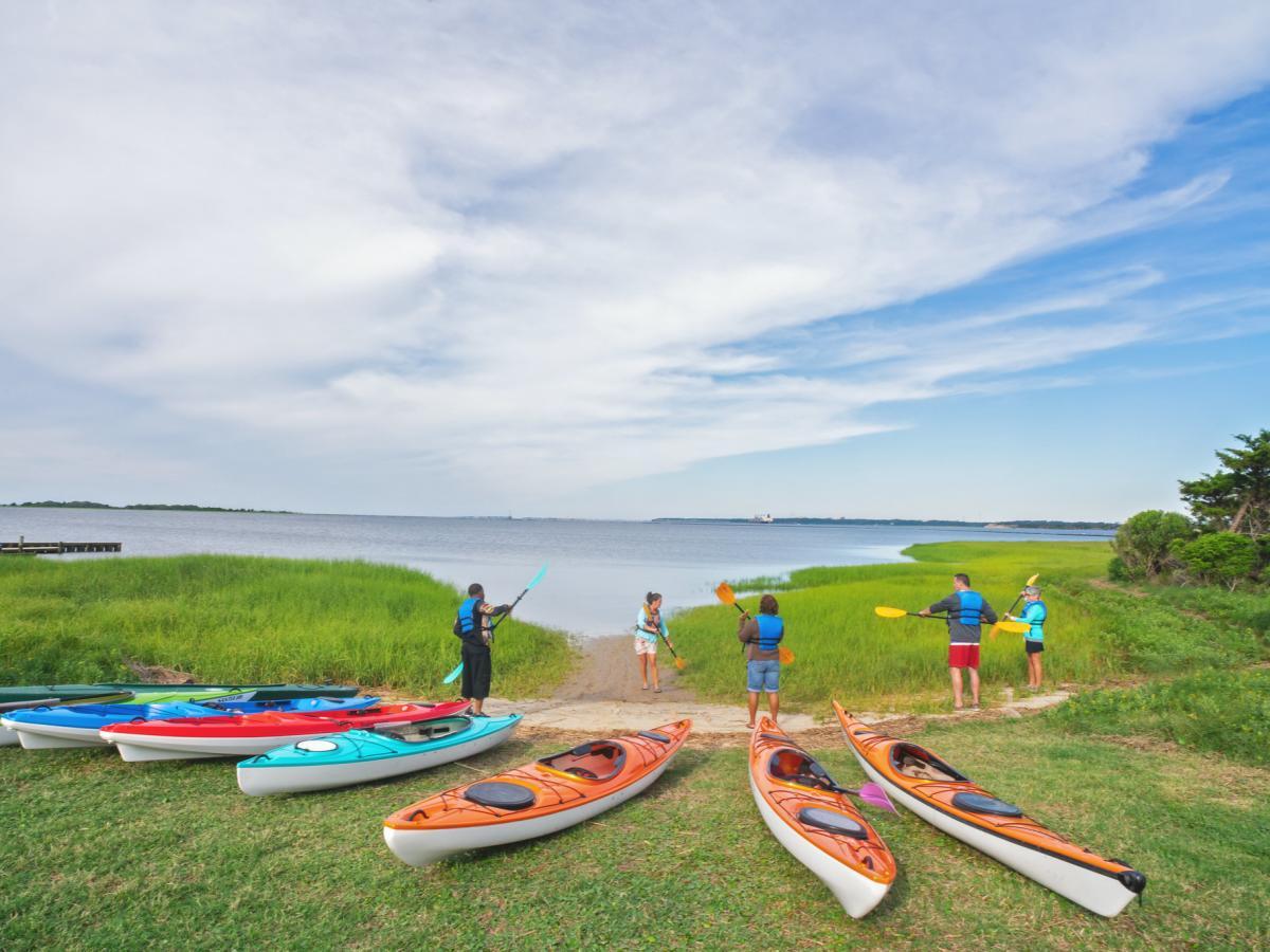 4x3 Zeke's Island Kayak
