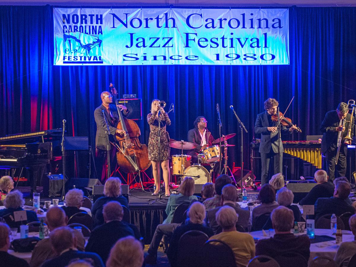4x3 NC Jazz Festival